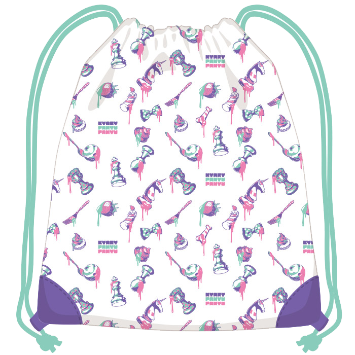 【Magical Wonder Castle】MWK-008<br>Magical Wonder Drawstring Backpack
