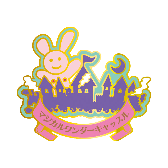 【Magical Wonder Castle】PC-006<br>#006 Magical Wonder Castle Pin