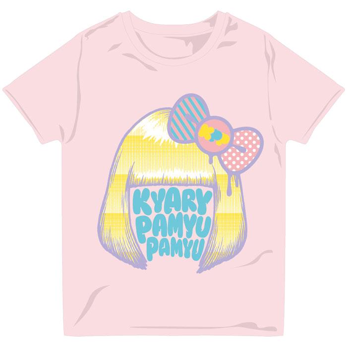 【BOB&RIBBON MERCHANDISE】BAR-001<br>BOB&RIBBON  T-Shirts  PINK(XS、S、M、L)