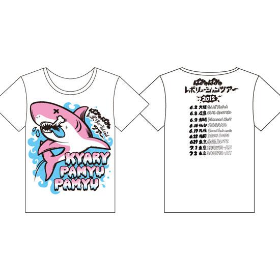 【Tour Merchandise】T12-001<br>Tour T-shirt(XS , S , M , L)
