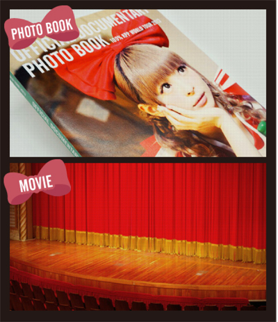 Official Photo book & Documentary movie will be released!!