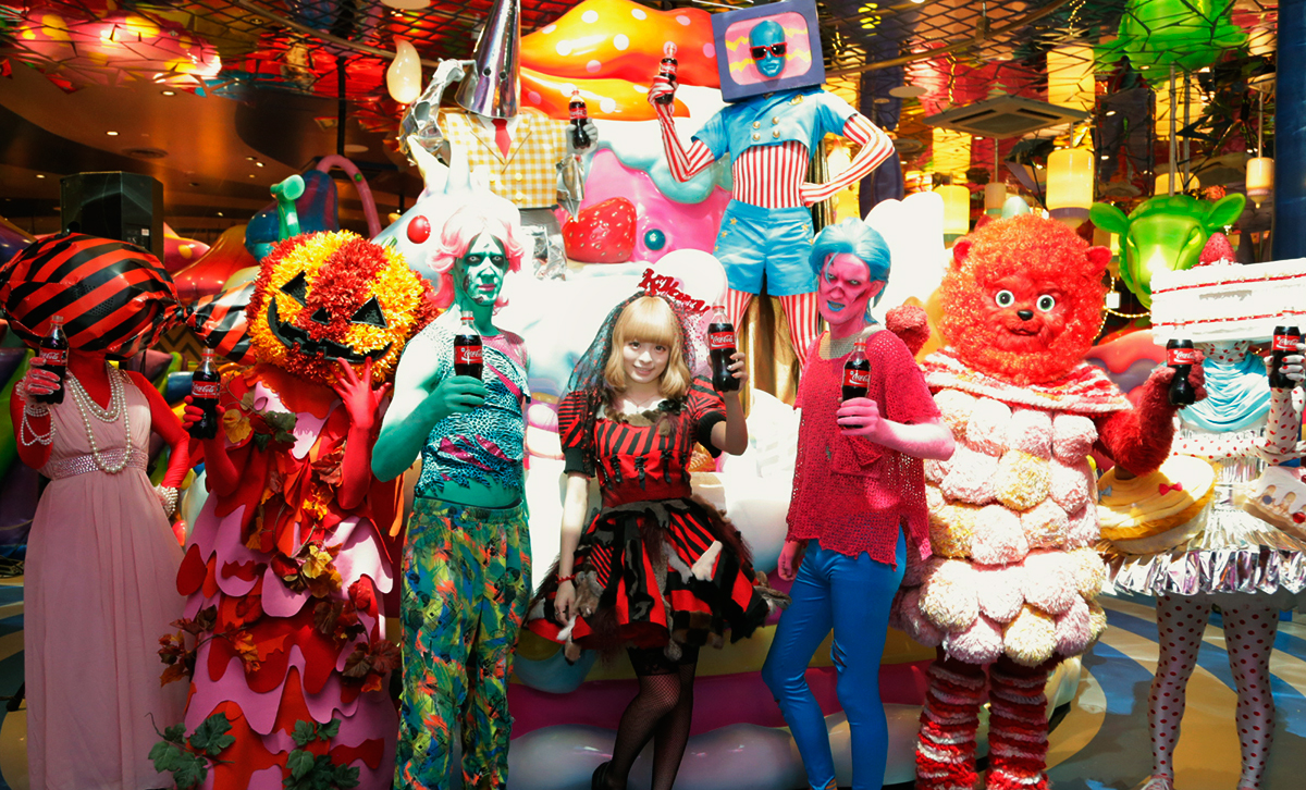 Watch a Clip of Kyary`s Halloween Bash!