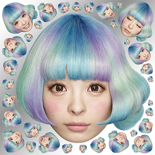KPP Ultra Rare Limited Edition Face Packaging announced for Kyary`s new 「KPP BEST」 album!