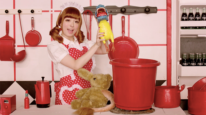 Kyary Releases 『Crazy Party Night -Pumpkins Strike Back- 』Music Video