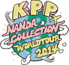 HP先行チケット、受付開始!「NANDA COLLECTION WORLD TOUR 2014」