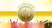 "【Exclusive Member Offer】Invitation to ""GOLD DISC FESTIVAL"""