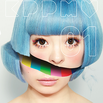 Tracklist and Artwork for Kyary`s Upcoming Music Video Collection 『KPP MV01』KPMV01 Revealed!
